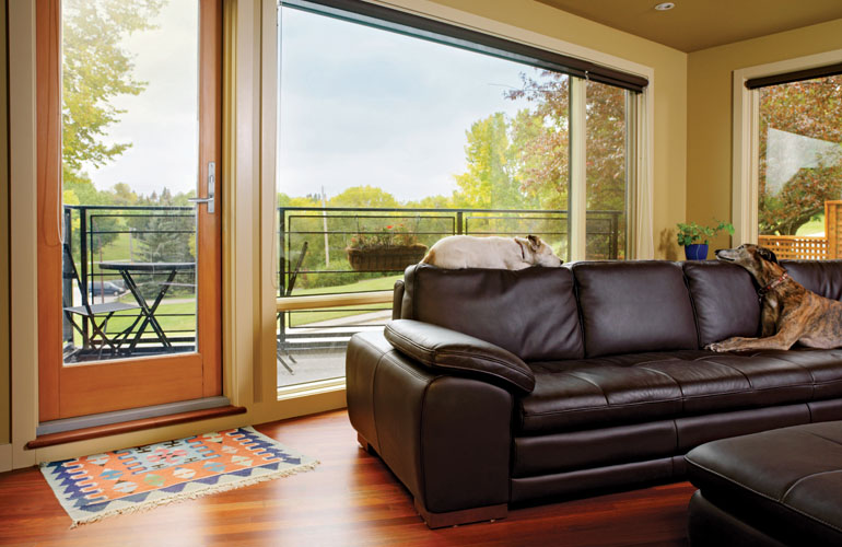 Aluminum Clad Patio Doors & Patio Doors | Aluminum Clad | Lux Windows \u0026 Doors Pezcame.Com