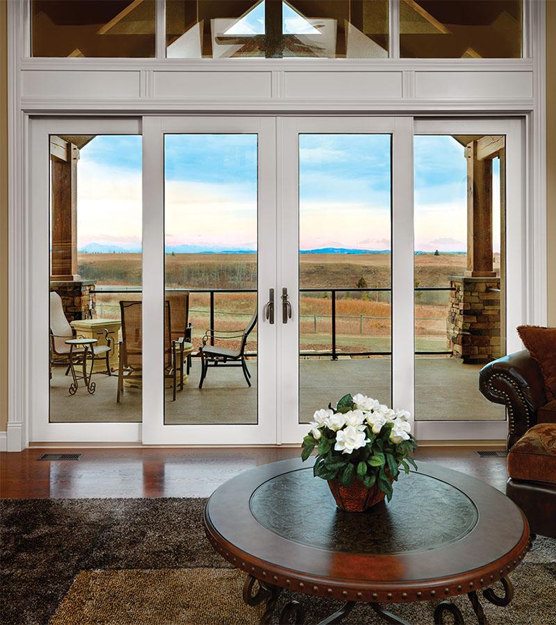 Aluminum Clad. Patio Doors & Stylish Doors in Calgary \u0026 Edmonton | Lux Windows \u0026 Doors Pezcame.Com