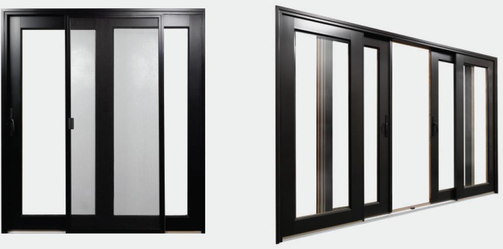 Door Configuration  sc 1 st  Lux Windows & Patio Doors   Aluminum Clad   Lux Windows \u0026 Doors