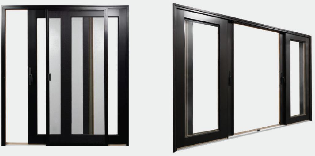 Patio Doors Aluminum Clad Lux Windows Doors